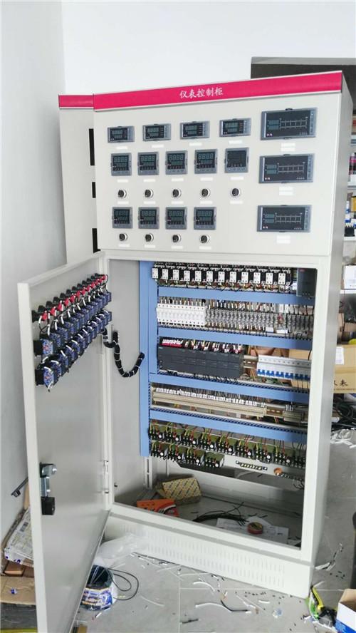 糖漿上浮儀錶控制櫃