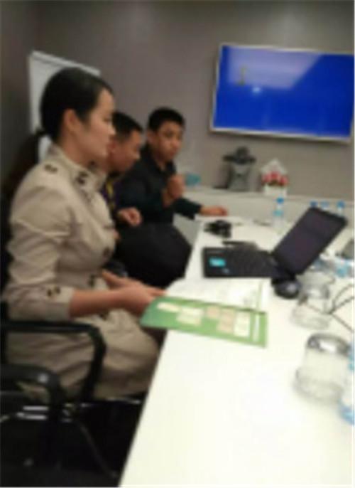 越南分公司员工