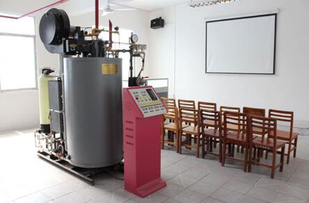 鍋爐模擬器