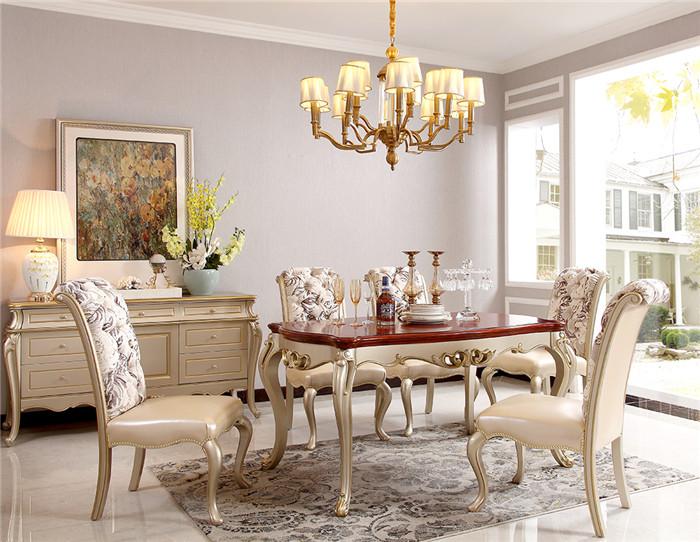广西软装设计公司——法式家具