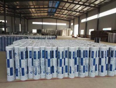基隆CPS-YX反響粘結型濕鋪(預鋪)高份子防水卷材