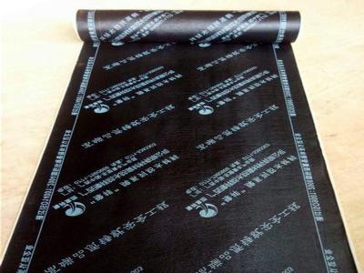 基隆SBS(彈性體)改性瀝青防水卷材