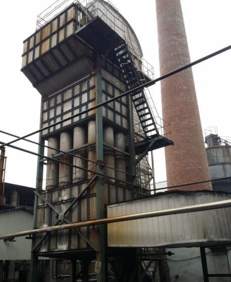 崇左象州聯壯化工高硫煤鍋爐除塵脫硫