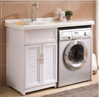 齐铝卫浴组合柜