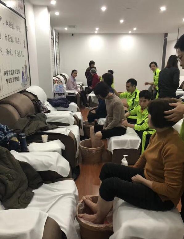 中医疗养院 健康生活馆