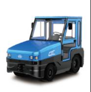 牵引式电动叉车Q250L