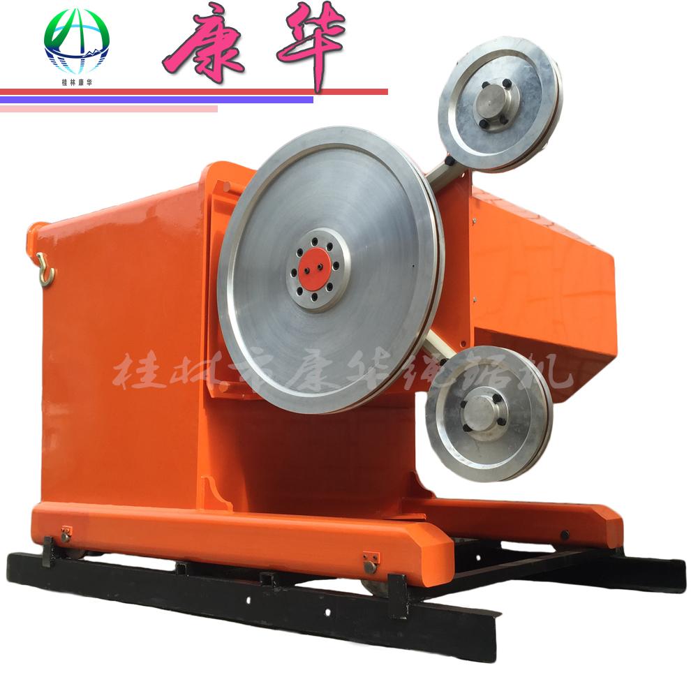 LKH45 45KW大理石绳锯机