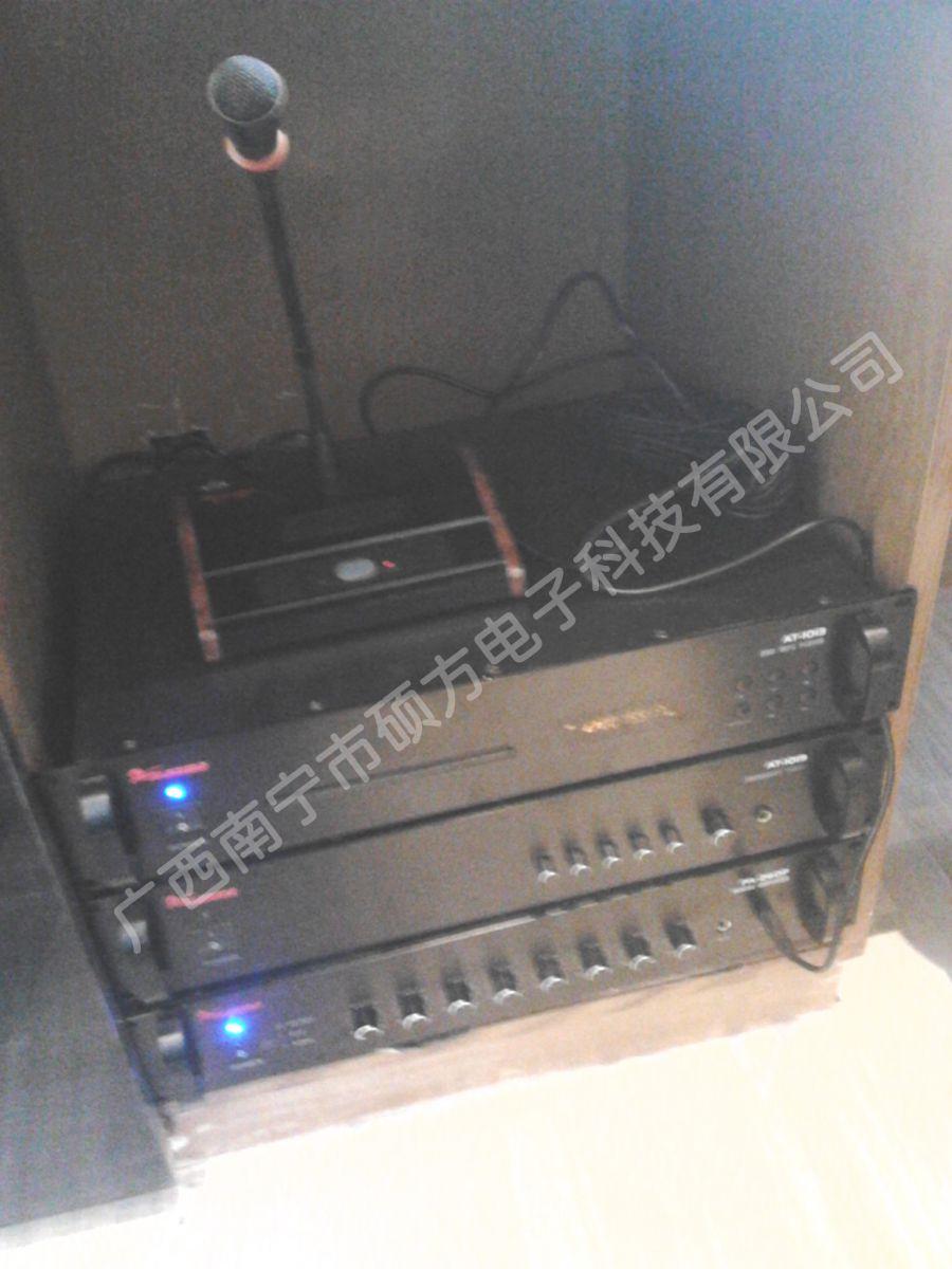 柳州大唐世家售楼部智能广播+联防报警系统