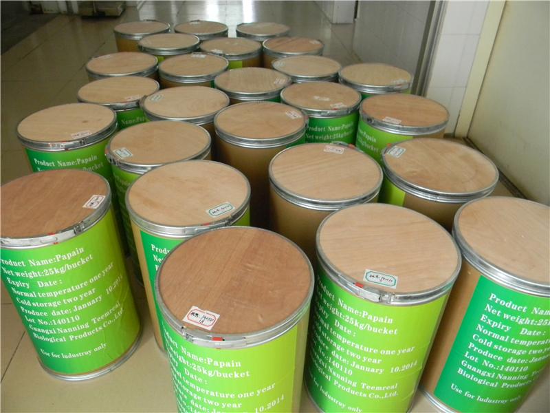 出口木瓜酶產品