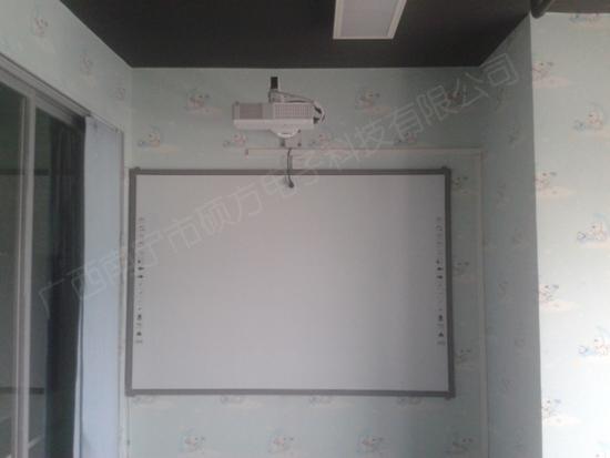 廣西上海交大昂立國際教育電子白板項目