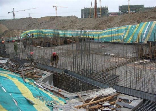 中铁二局建筑安全防护网