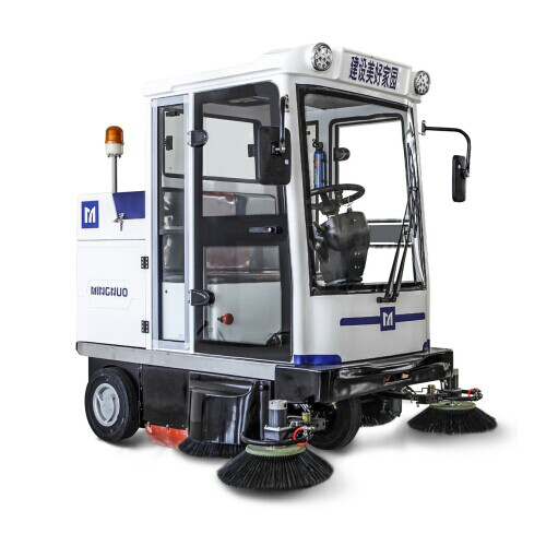 新型封闭式扫地机 MN-E800FB
