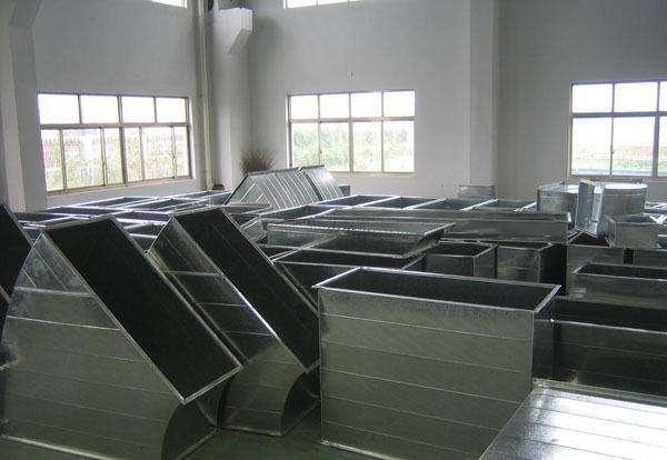 柳州共板法兰风管