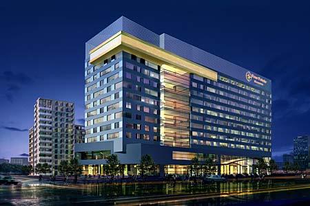 香港海逸酒店