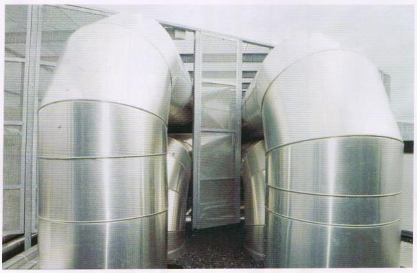 柳州不锈钢风管安装