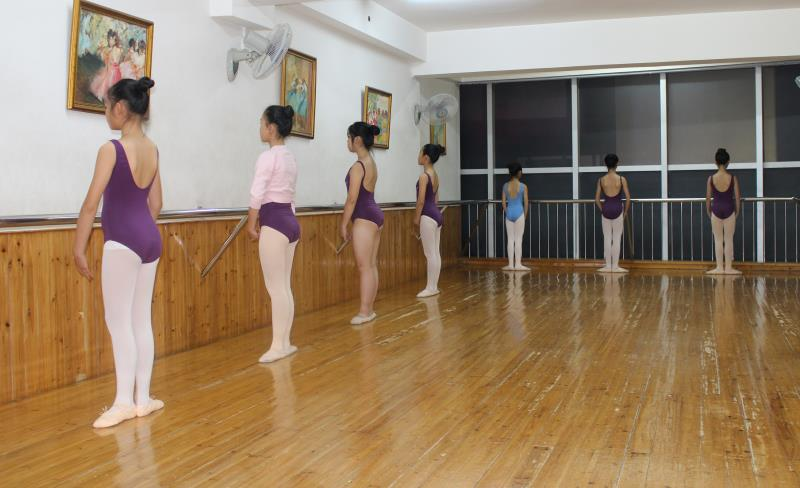 会展中心五级芭蕾舞培训班