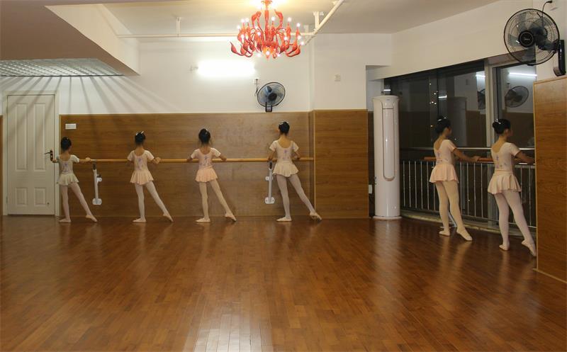 会展中心三级芭蕾舞培训班