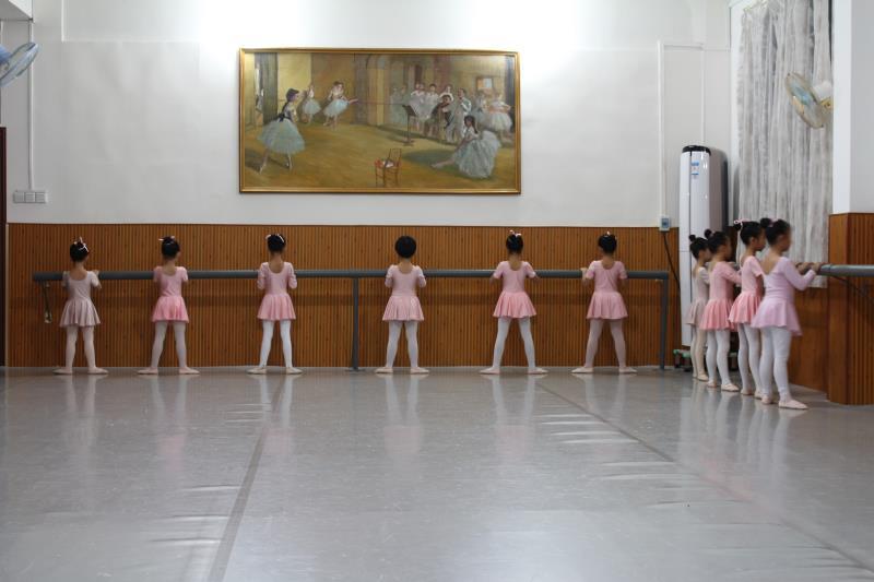 会展中心二级芭蕾舞培训班
