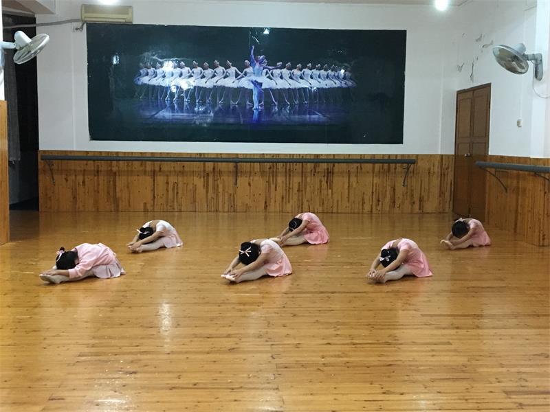 会展中心一级芭蕾舞培训班