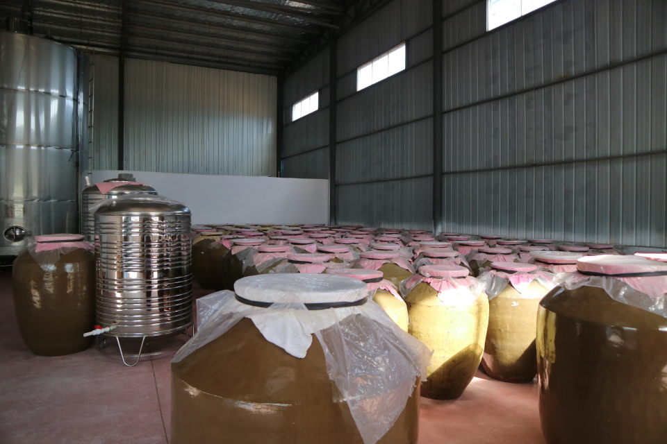 湖南酒储存大罐