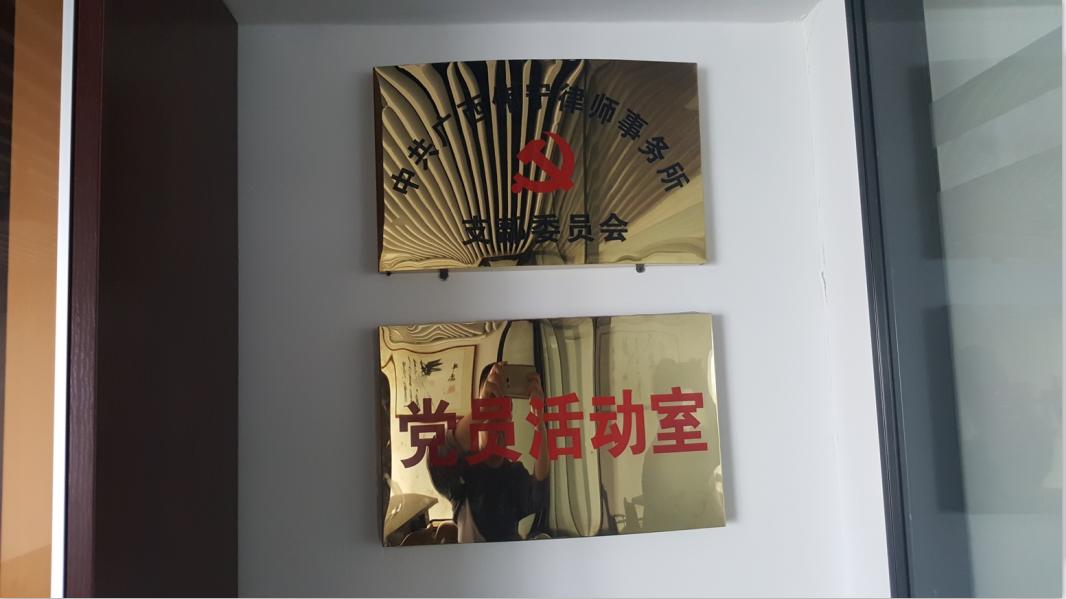 广西伟宁律师事务所支部委员会