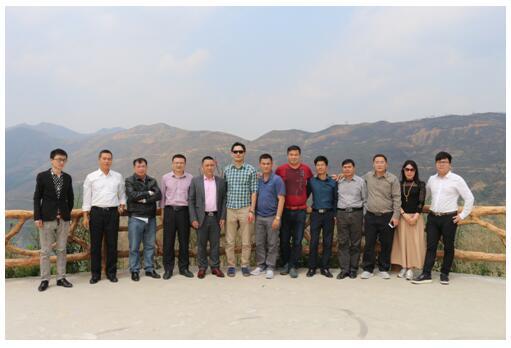 2017年,公司于田林政府以及外企就南盤江流域生態旅游項目達成共識,簽訂合作協議