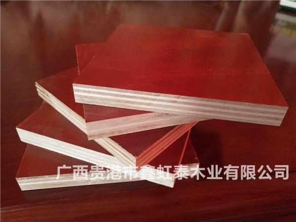建筑模板紅面板