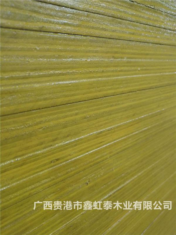 黄边建筑模板