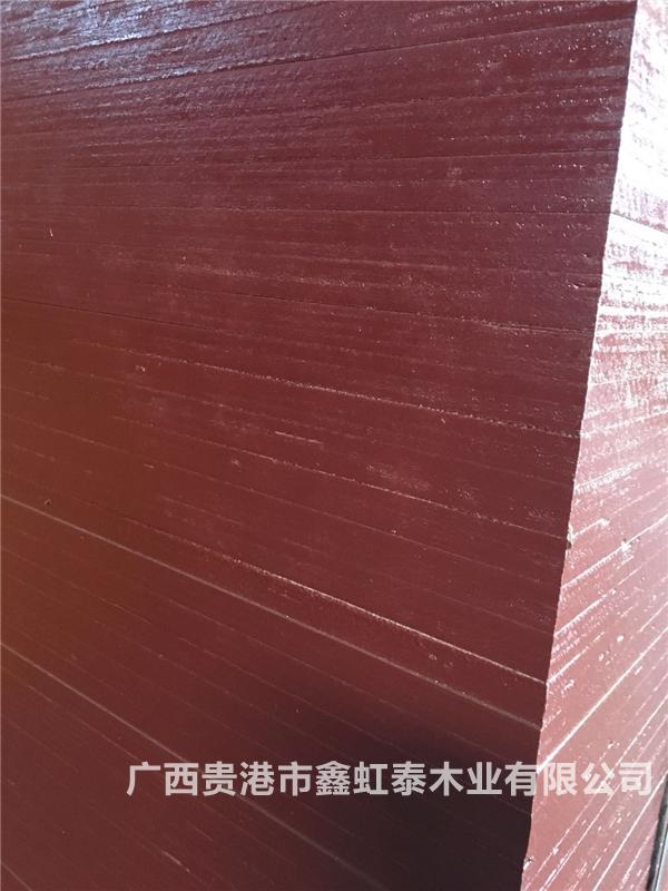 红边建筑模板