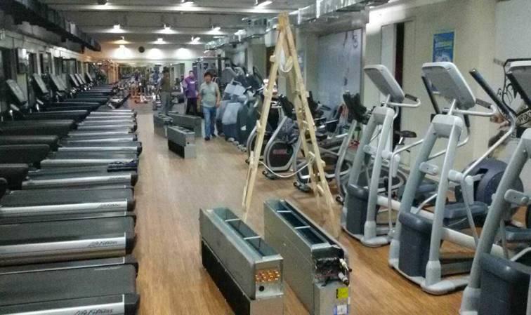 大连韦德伍斯健身馆