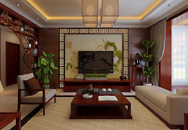 玉林中式設計裝修圖片