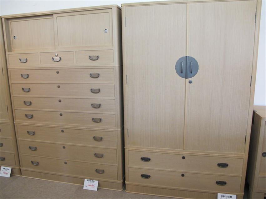桐树储物柜
