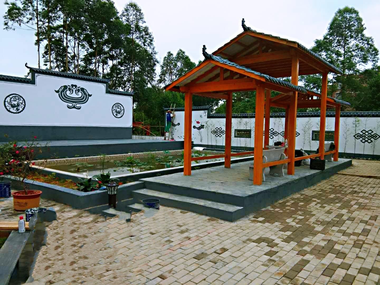 南宁市武鸣区罗波镇万泉开发区生态示范区创建项目