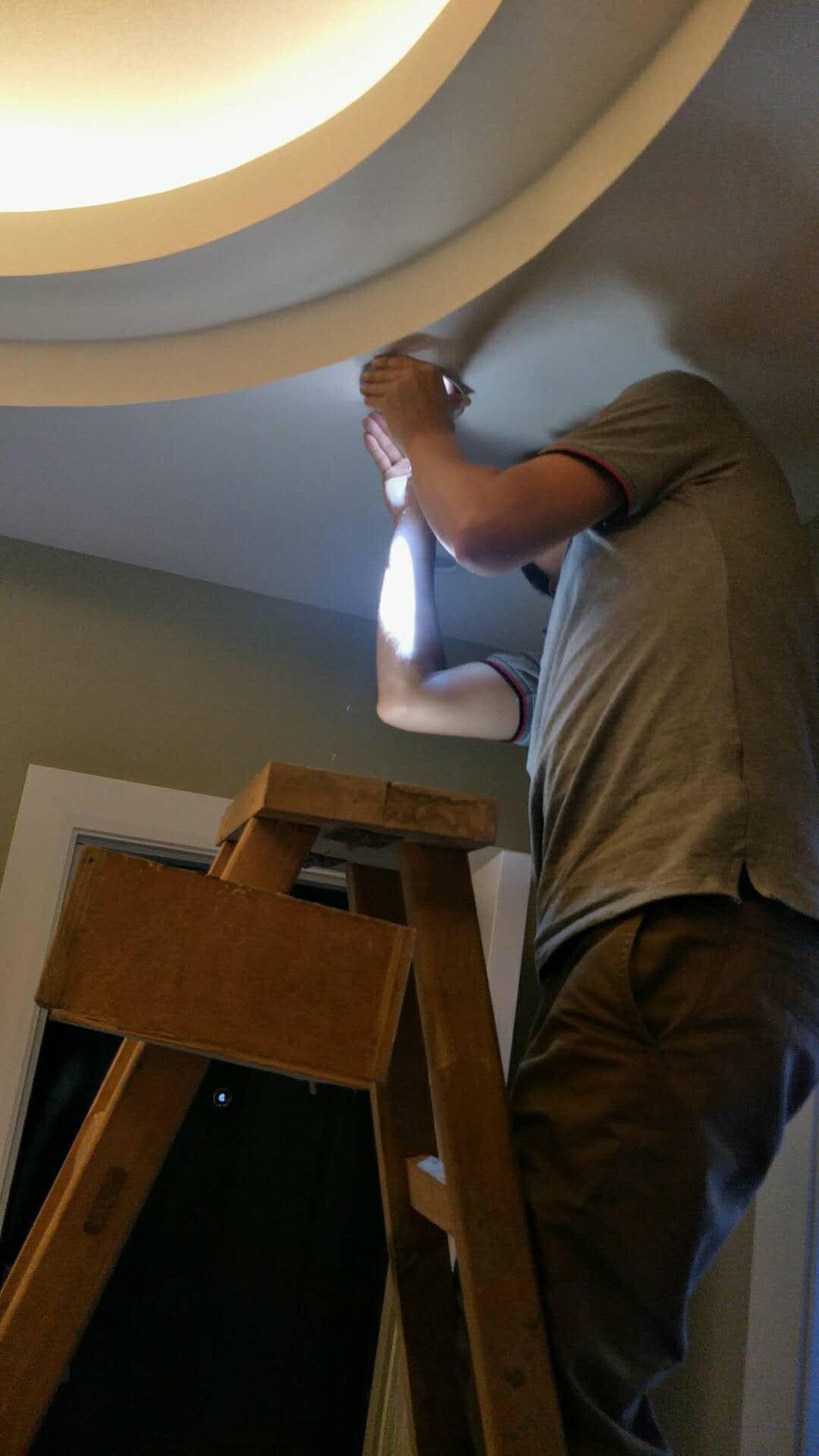 北海中宅客户智能家居项目