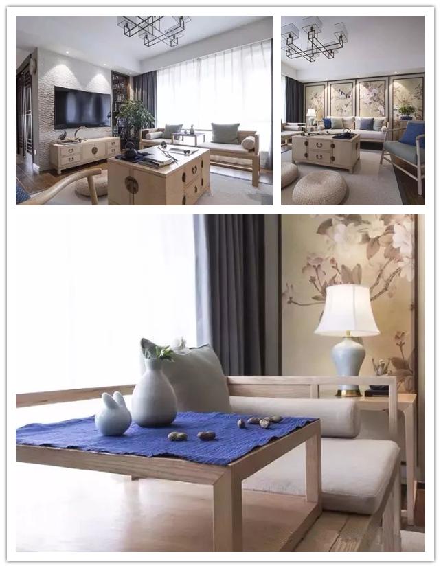 易尚国际 | 现代中式风格家装,边生活边修炼