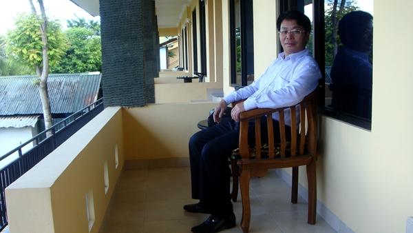 印尼古幫錳礦勘探