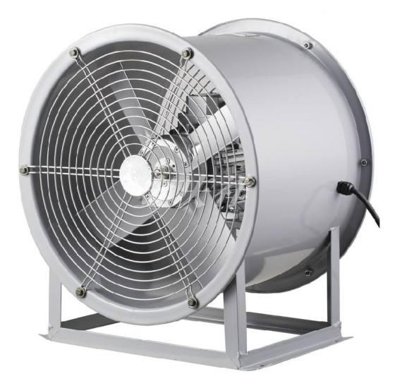 DZ型低噪声轴流通风机