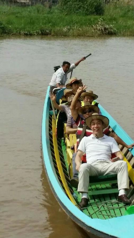 緬甸第二批勘探啟動