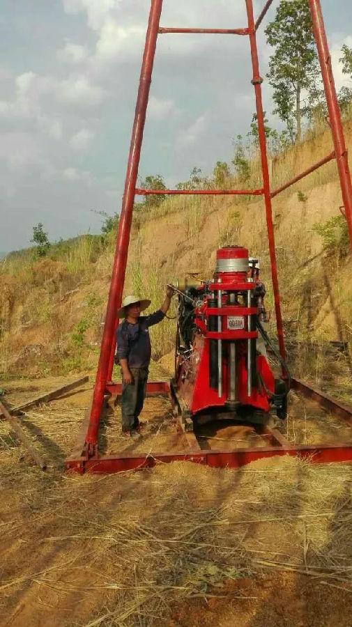 组装钻机300型