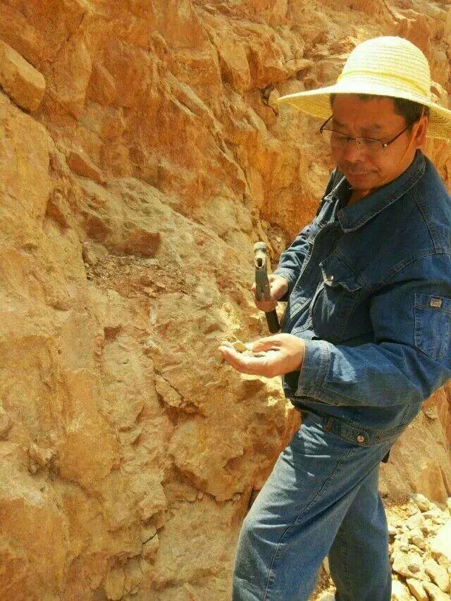 缅甸东枝锑矿