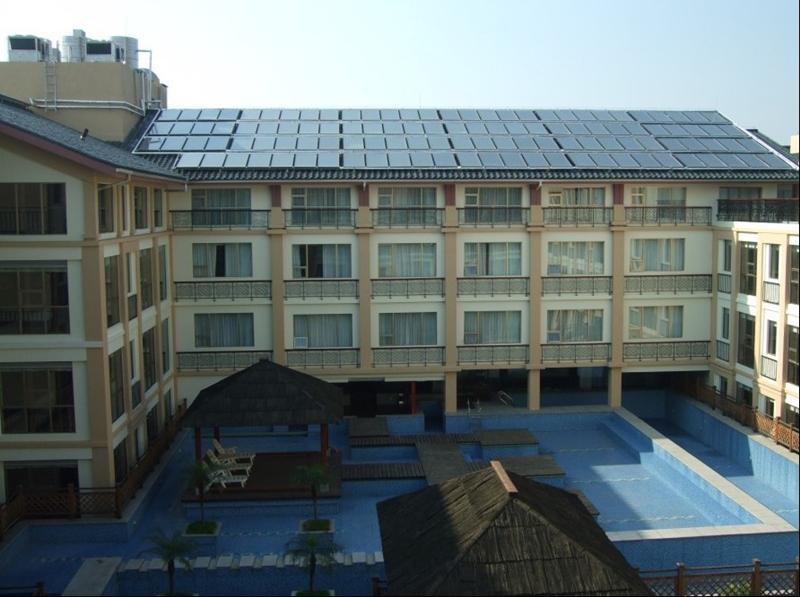 中國南方電網廣西電網公司熱水工程