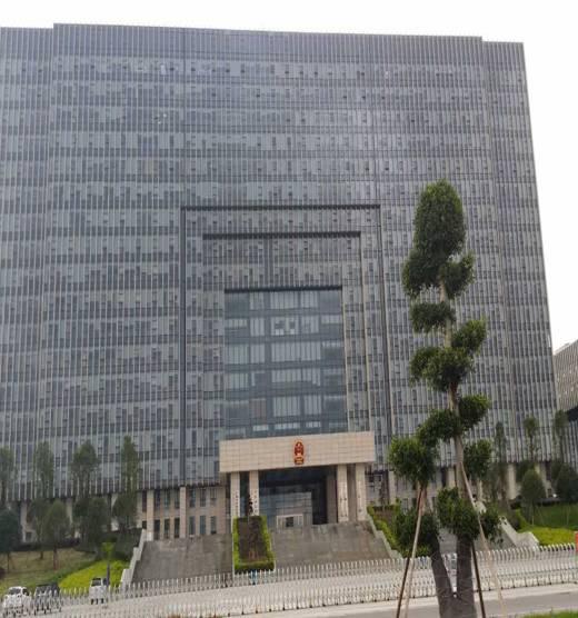 桂林市政府大楼