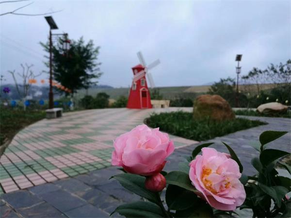 广西3A景区风景图
