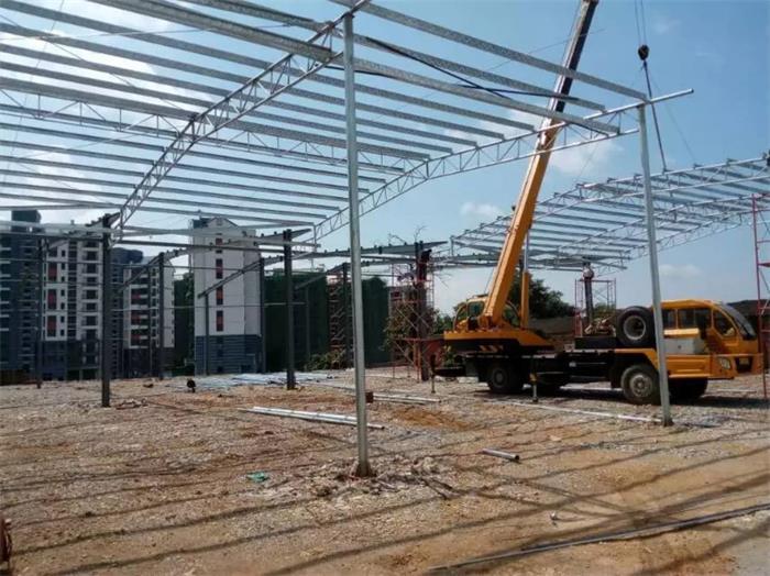桂林钢结构制作厂家
