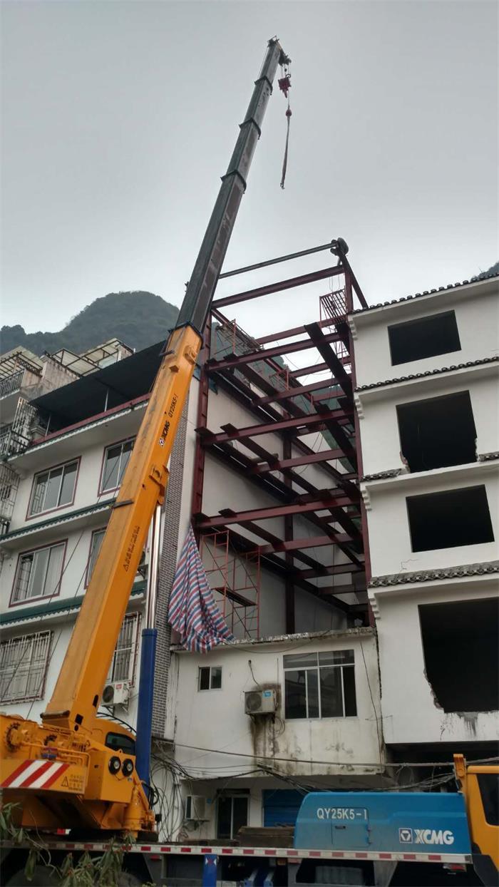 南宁钢结构制作厂家
