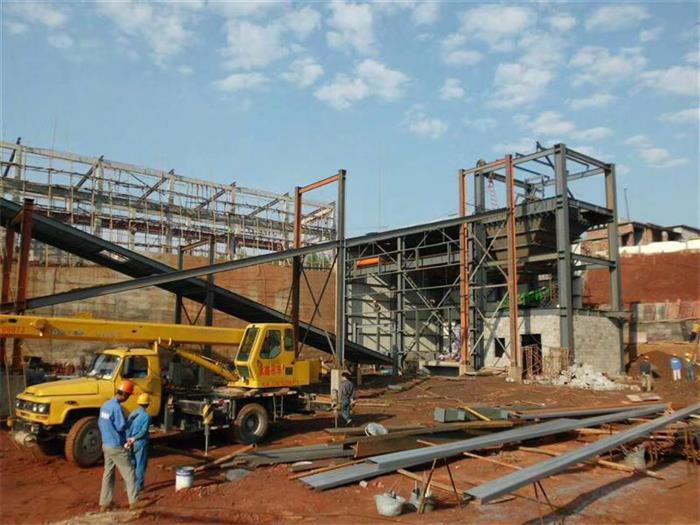 广西钢结构生产厂家
