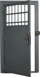 監獄監室門
