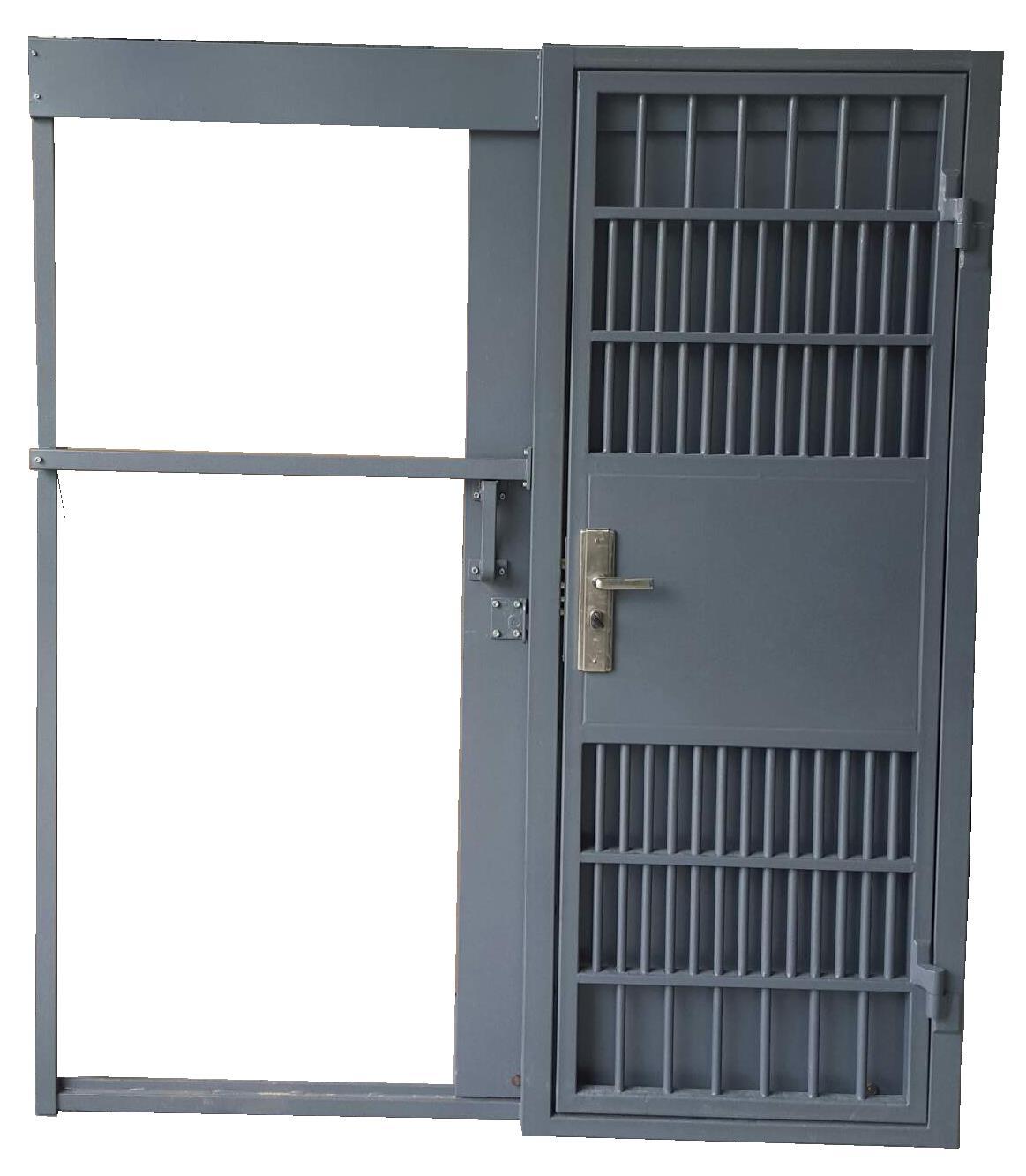 緩沖型監室門