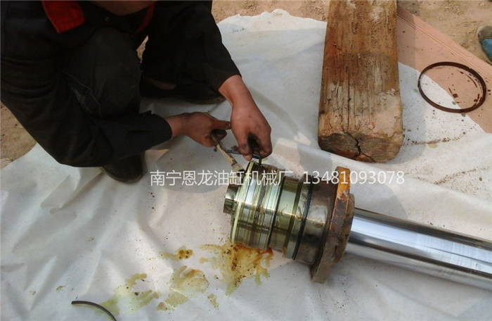 廣西液壓油缸維修