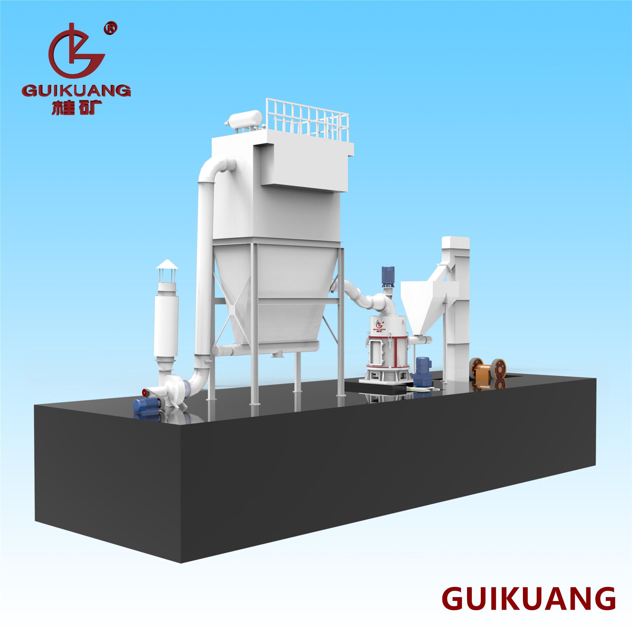GKW9701微粉机